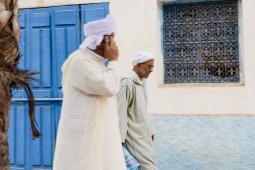 In den Strassen von Sidi Ifni