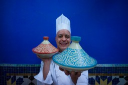 Chef Moha,Dar Moha restaurant, Marrakech