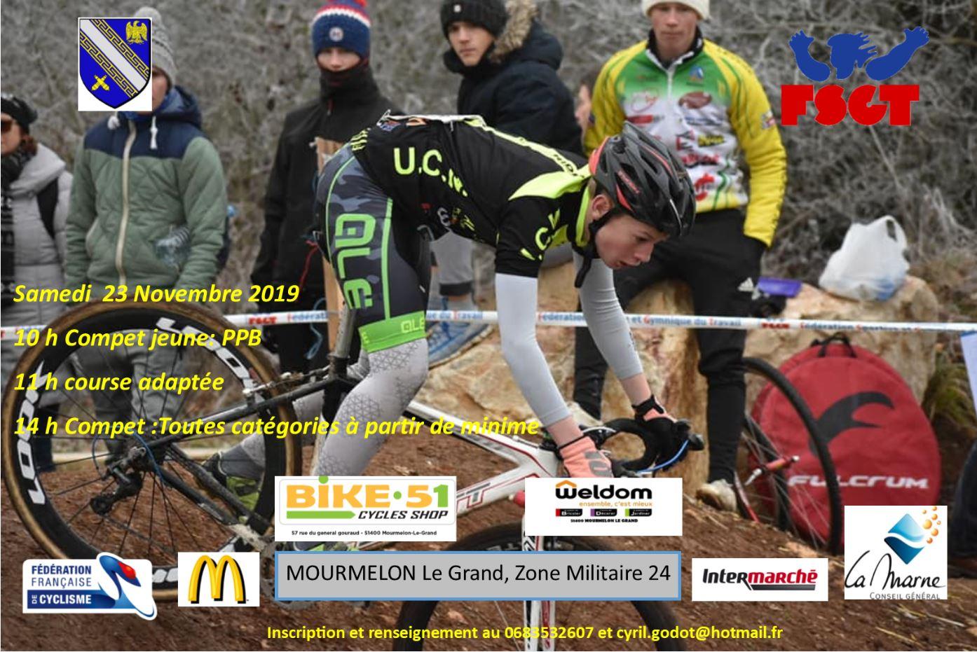 Calendrier Fsgt Cyclisme 2019.Commission Cycliste De L Aube Fsgt